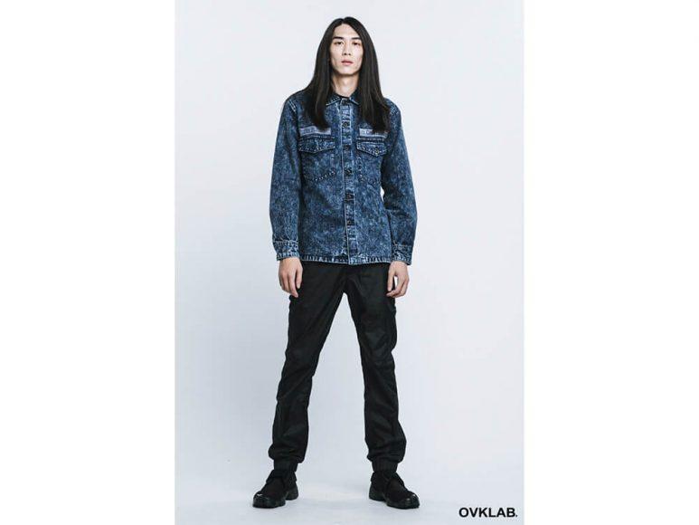 OVKLAB 16 AW Military Pocket Pants (1)