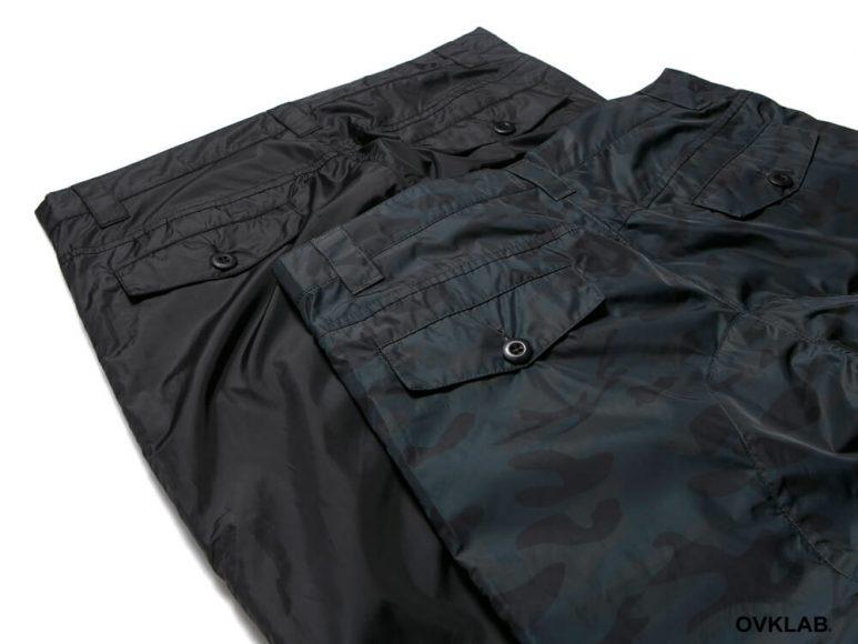 OVKLAB 16 AW Military Pocket Pants (13)