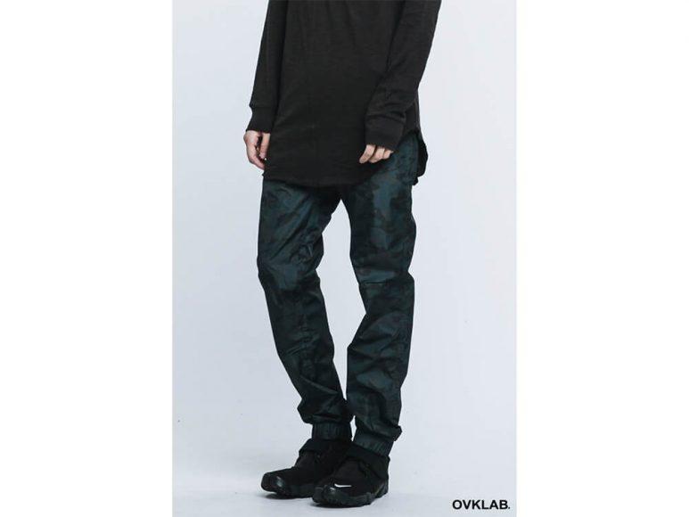 OVKLAB 16 AW Military Pocket Pants (5)