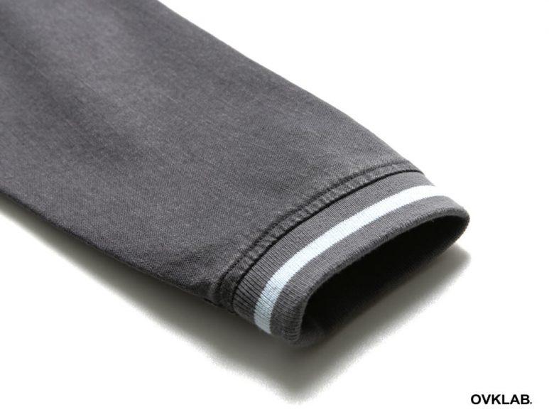 OVKLAB 16 AW Rib Cuff Shirt (7)