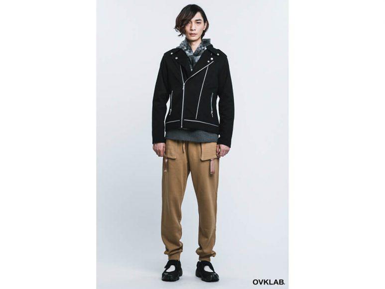 OVKLAB 16 AW Rider Jacket (1)