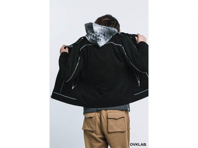 OVKLAB 16 AW Rider Jacket (3)