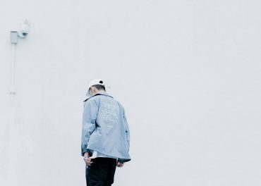 Remix 16 AW Against Twill Coach Jacket (1)