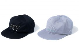 Remix 16 AW Aginst Twill Baseball Cap (1)