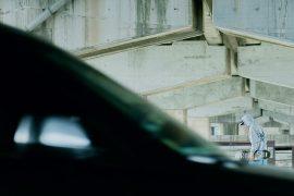 Remix 16 AW MotorHead Damaged Hoody (1)