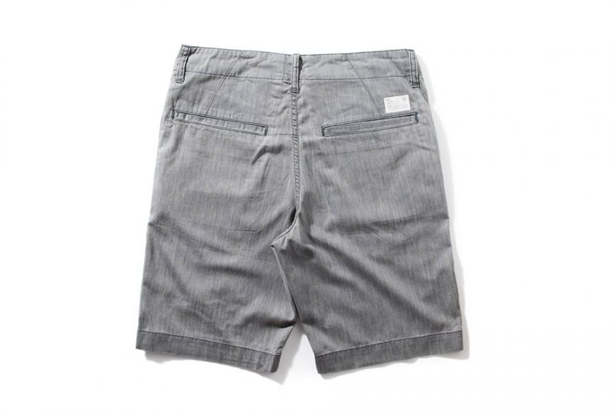 Remix 16 SS Denim Casual Shorts (5)