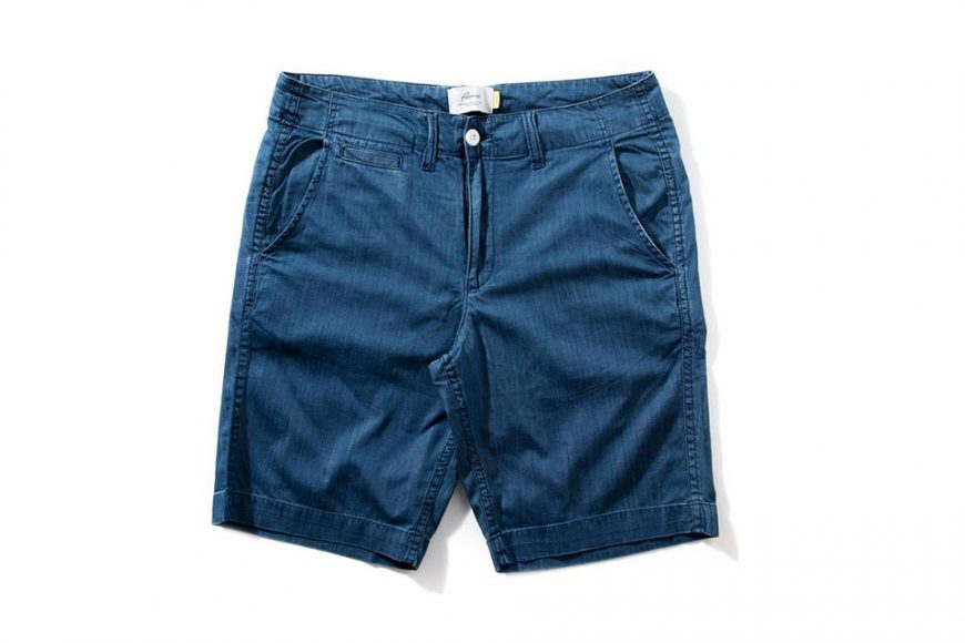 Remix 16 SS Denim Casual Shorts (7)
