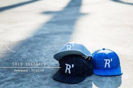 Remix 16 SS Grid Snapback (1)