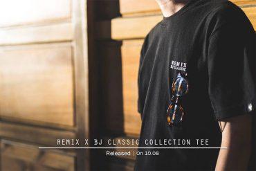Remix 16 SS Remix x Bj Classic Tee (1)