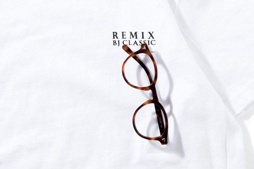 Remix 16 SS Remix x Bj Classic Tee (10)