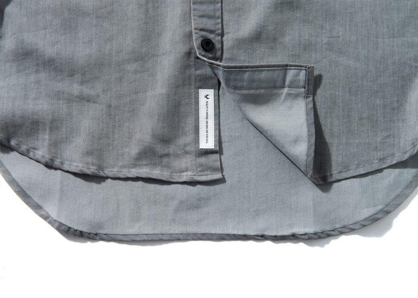 Remix 16 SS Side Zip Denim LS Shirt (11)