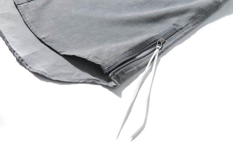Remix 16 SS Side Zip Denim LS Shirt (13)