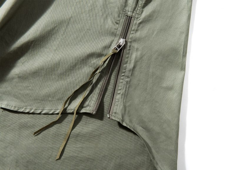 Remix 16 SS Side Zip Plain LS Shirt (12)
