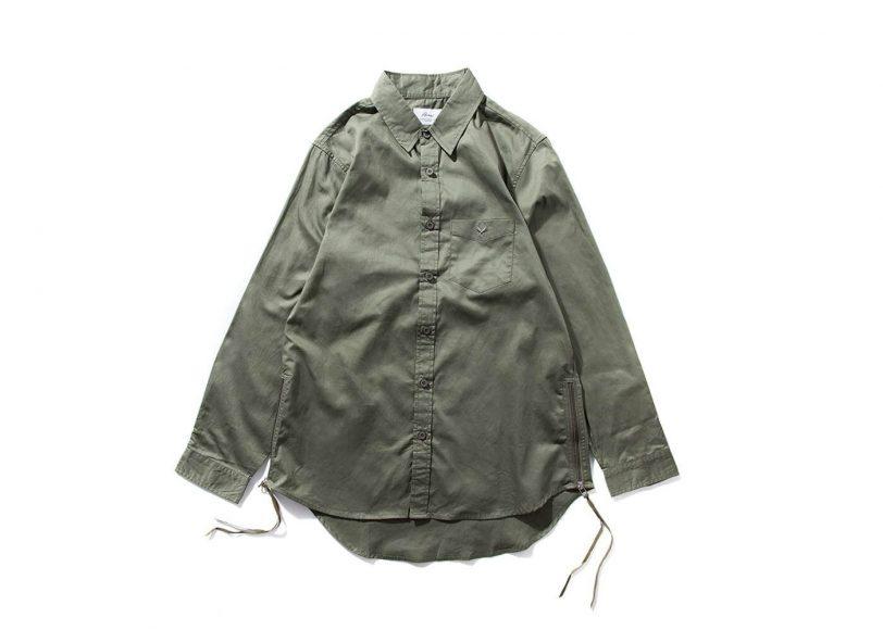 Remix 16 SS Side Zip Plain LS Shirt (9)