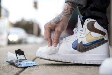 Reshoevn8r Sneaker Wipes 清潔濕紙巾 (3)