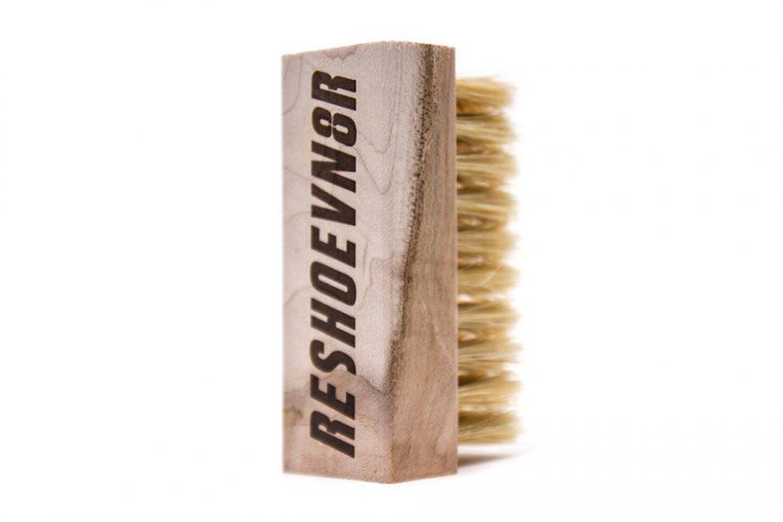 Reshoevn8r Suede Brush 專業清潔麂皮豬鬃毛刷 (2)