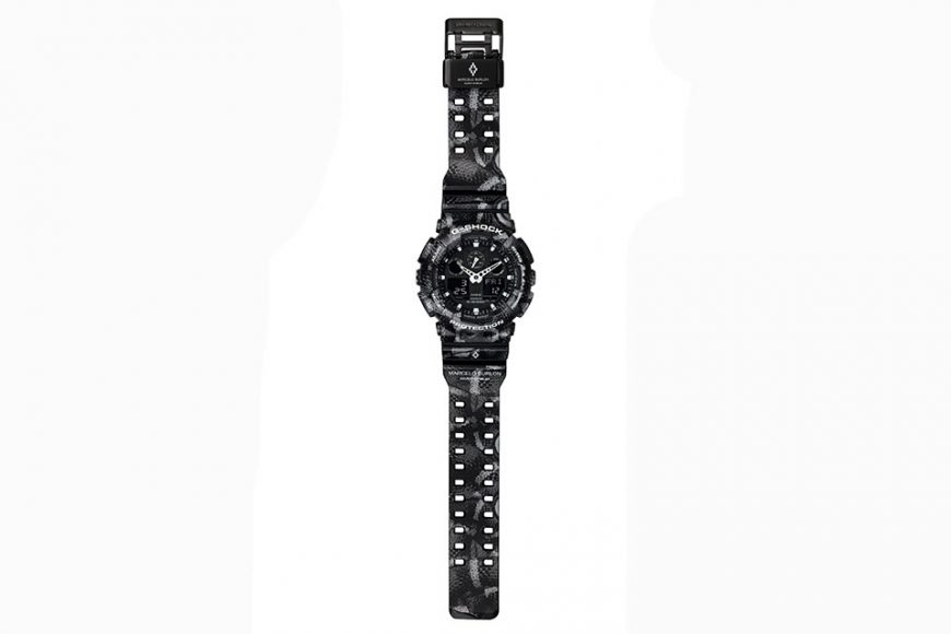 CASIO G-SHOCK GA-100MRB-1A (2)