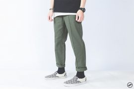 Mania 16 SS Fisherman Slim Pants (8)