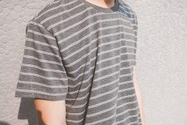 NextMobRiot 16 SS Grey Stripe Tee (3)