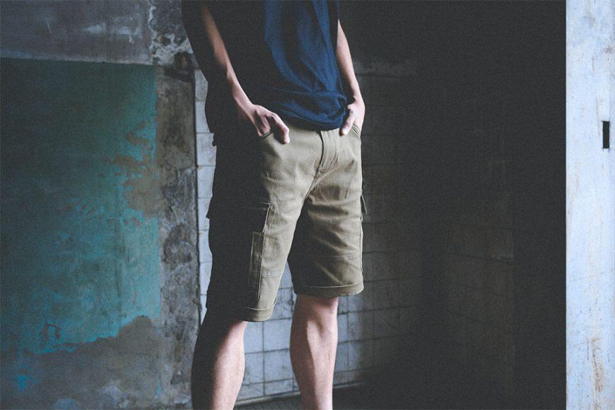 NextMobRiot 16 SS Short Cargo Pants (2)