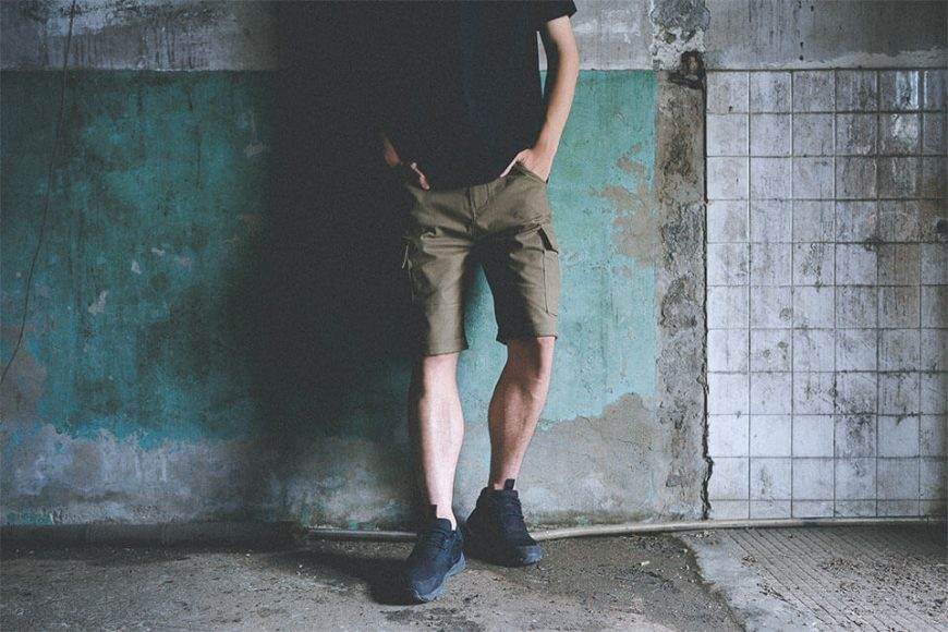 NextMobRiot 16 SS Short Cargo Pants (3)