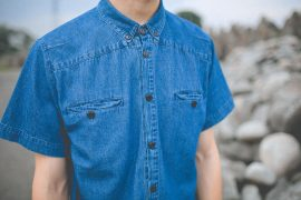NextMobRiot 16 SS Washed Denim Shirt (3)