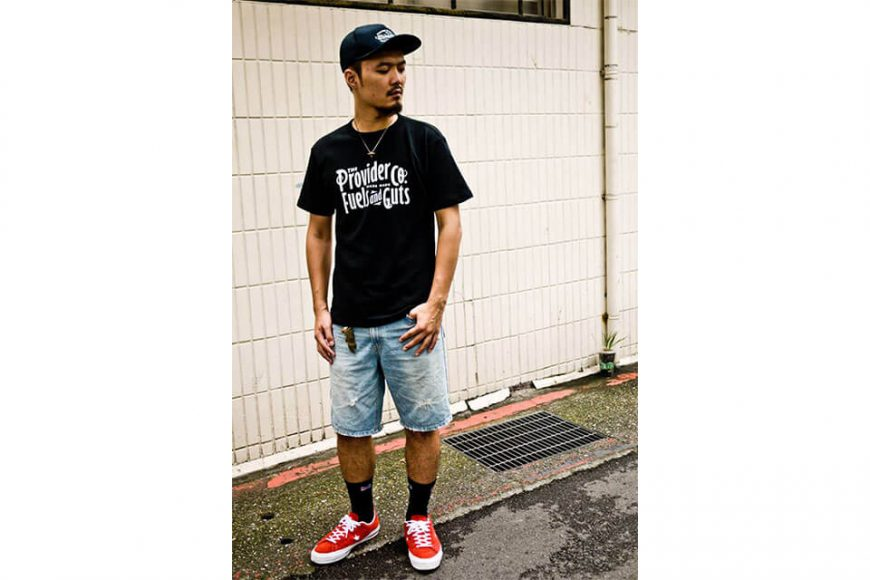 Provider 16 SS Vintage Sign Tee (1)