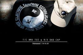 REMIX '16 SS RX DAD CAP (1)