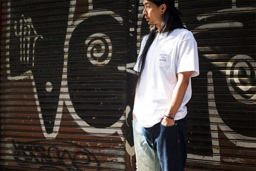 Remix 16 SS Against The Worid Tee (2)