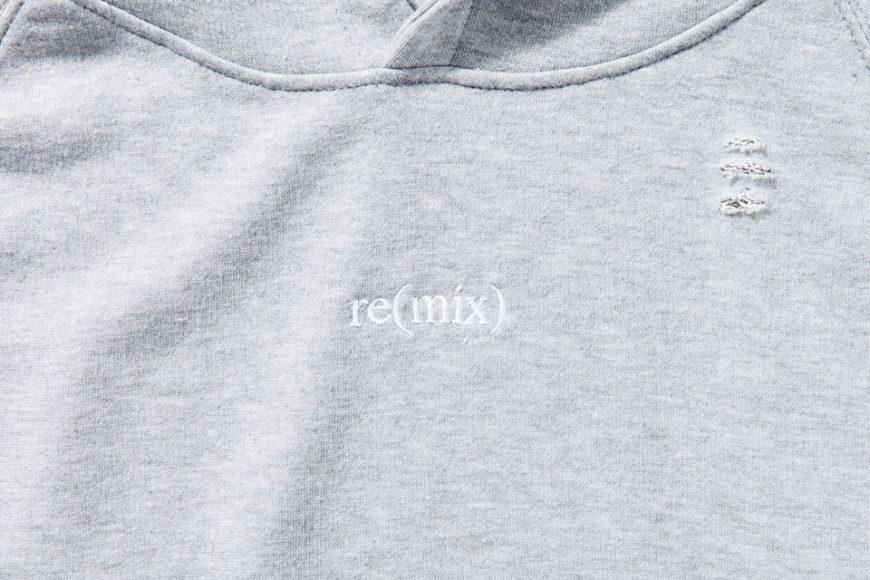 Remix 16 SS Damaged Muscle Hoody (12)