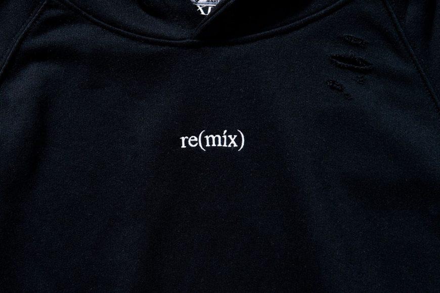 Remix 16 SS Damaged Muscle Hoody (5)