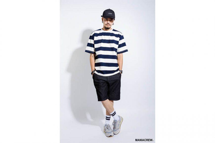 MANIA 17 SS Stripe Socks (1)