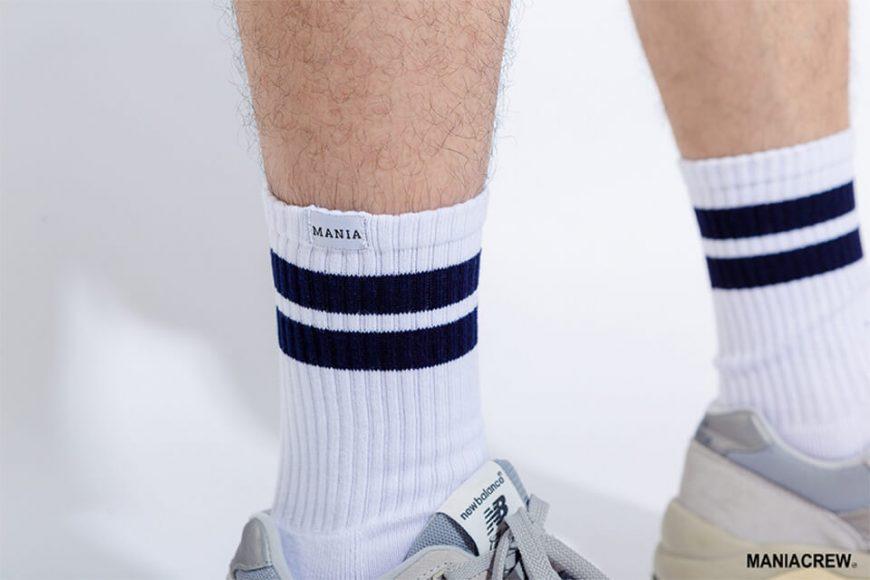 MANIA 17 SS Stripe Socks (3)