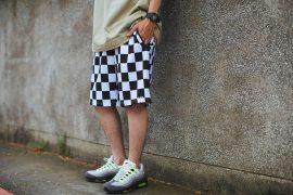 NEXTMOBRIOT 17 SS Checkerboard Training Shorts (3)