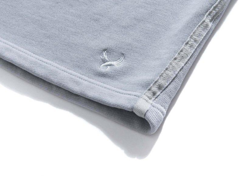 REMIX 17 SS Garment Dyed Sweat Shorts (10)