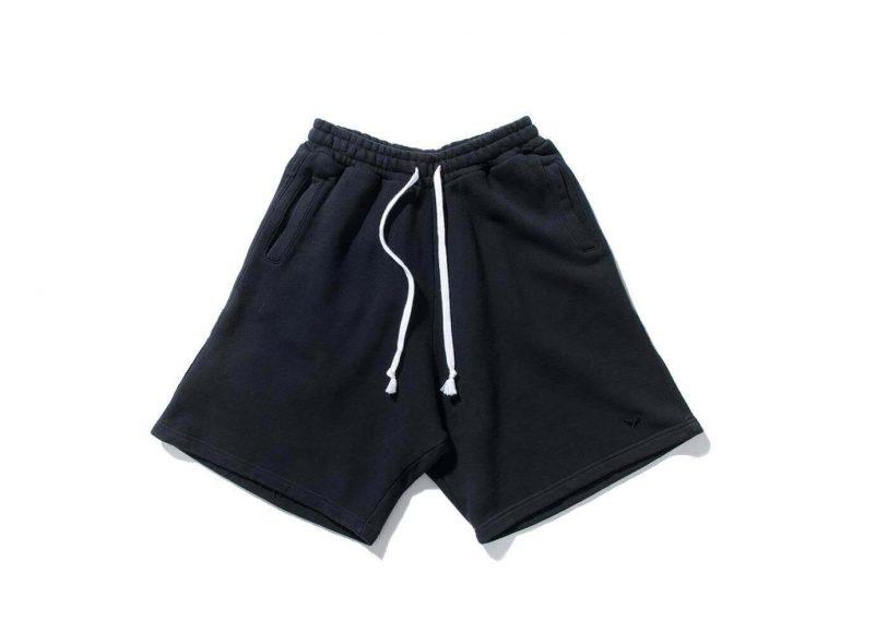 REMIX 17 SS Garment Dyed Sweat Shorts (2)