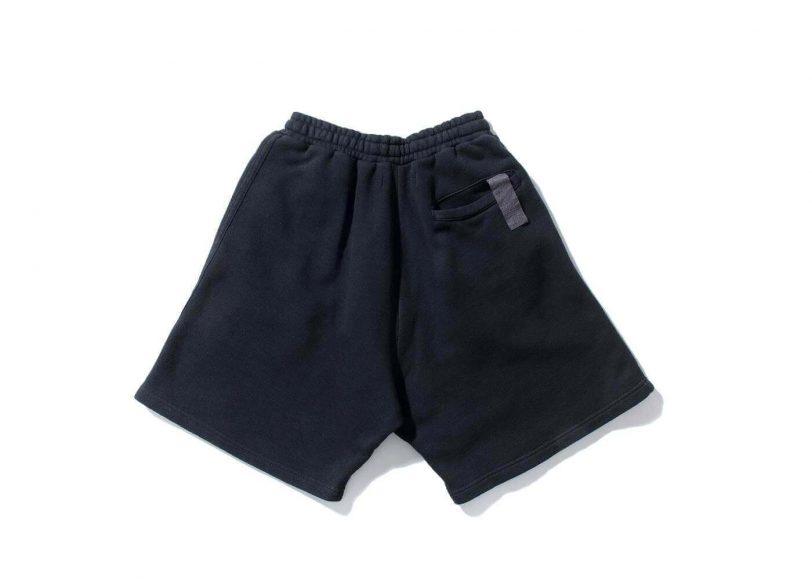 REMIX 17 SS Garment Dyed Sweat Shorts (3)