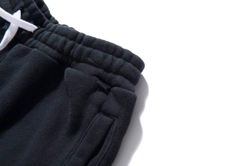 REMIX 17 SS Garment Dyed Sweat Shorts (4)