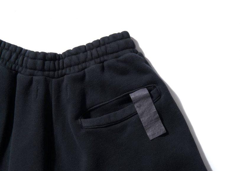 REMIX 17 SS Garment Dyed Sweat Shorts (6)