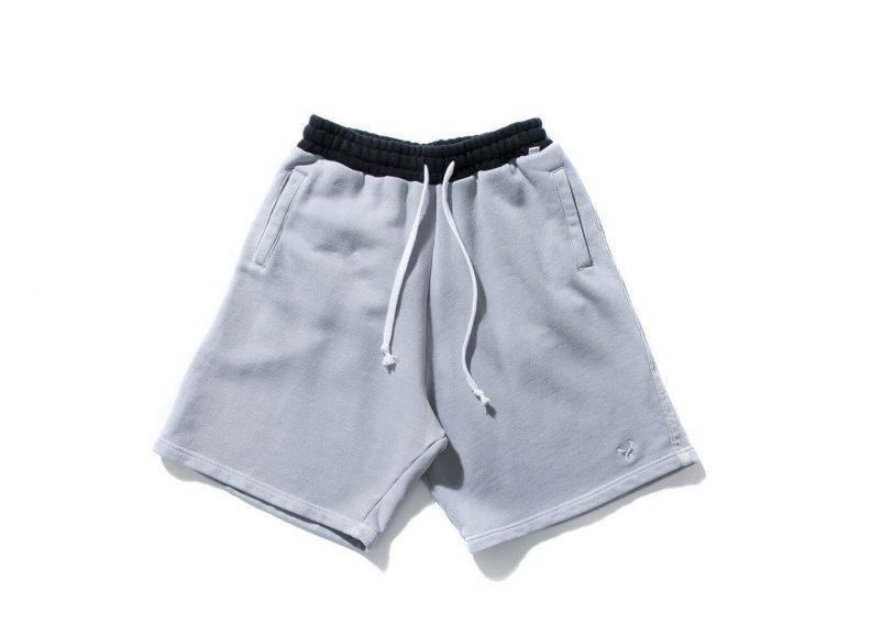 REMIX 17 SS Garment Dyed Sweat Shorts (7)