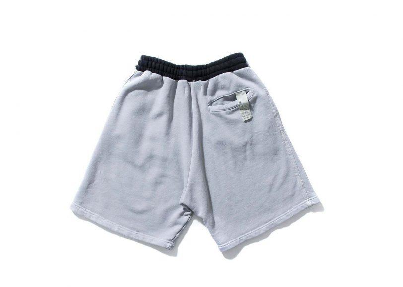 REMIX 17 SS Garment Dyed Sweat Shorts (8)