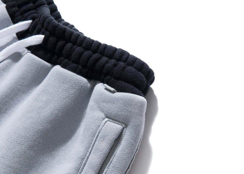 REMIX 17 SS Garment Dyed Sweat Shorts (9)