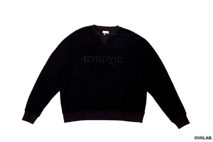 OVKLAB 17 AW Two Way Sweatshirt (1)