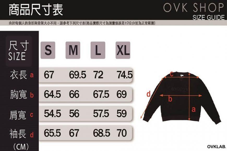 OVKLAB 17 AW Two Way Sweatshirt (11)
