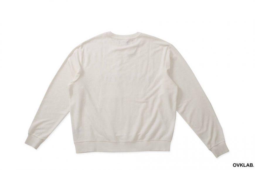 OVKLAB 17 AW Two Way Sweatshirt (7)