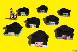 REMIX DRAGON BALL Z CAPSULE COLLECTION DROP #3 (1)