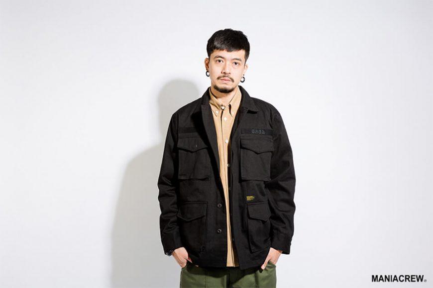 MANIA 17 AW M51 Jacket (7)