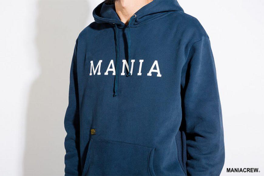 MANIA 17 AW Script Hoodie (3)