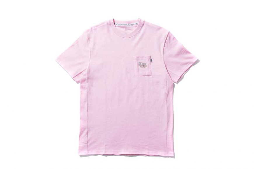 REMIX 17 AW Rise Above Pocket Tee (11)