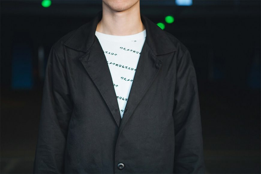 NEXTMOBRIOT 17 FW Cursive Single Coat (5)